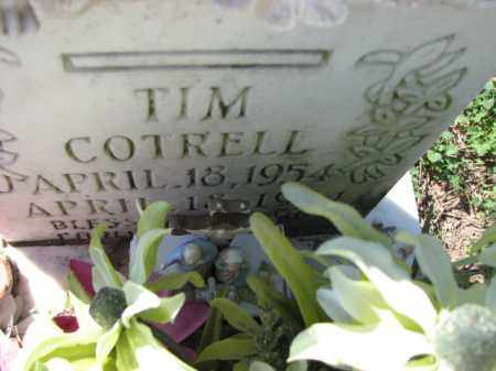 COTRELL, TIM - Poinsett County, Arkansas | TIM COTRELL - Arkansas Gravestone Photos