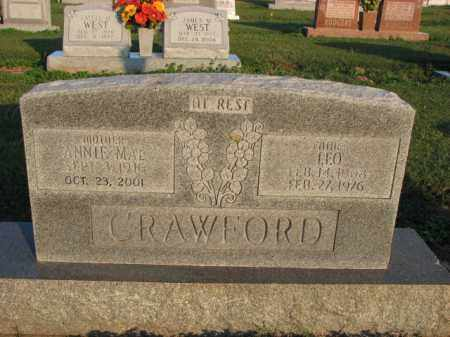 CRAWFORD, LEO - Poinsett County, Arkansas | LEO CRAWFORD - Arkansas Gravestone Photos