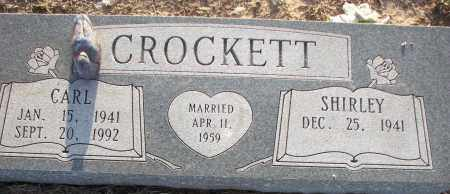 CROCKETT, SHIRLEY - Poinsett County, Arkansas | SHIRLEY CROCKETT - Arkansas Gravestone Photos