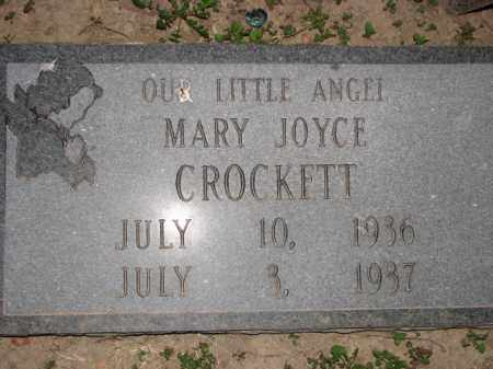 CROCKETT, MARY JOYCE - Poinsett County, Arkansas | MARY JOYCE CROCKETT - Arkansas Gravestone Photos