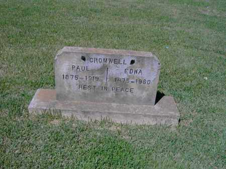 CROMWELL, EDNA - Poinsett County, Arkansas | EDNA CROMWELL - Arkansas Gravestone Photos