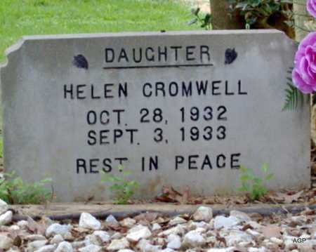 CROMWELL, HELEN - Poinsett County, Arkansas | HELEN CROMWELL - Arkansas Gravestone Photos