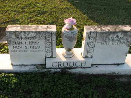 CROUCH, WILSON - Poinsett County, Arkansas | WILSON CROUCH - Arkansas Gravestone Photos
