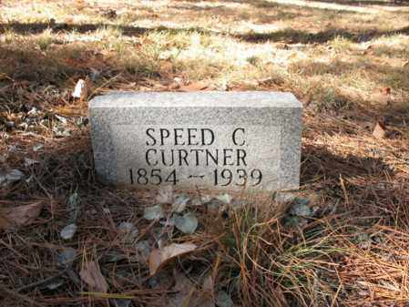 CURTNER, SPEED C. - Poinsett County, Arkansas | SPEED C. CURTNER - Arkansas Gravestone Photos