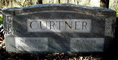 CURTNER, BLANCHE - Poinsett County, Arkansas | BLANCHE CURTNER - Arkansas Gravestone Photos