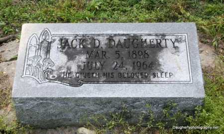DAUGHERTY, JACK - Poinsett County, Arkansas | JACK DAUGHERTY - Arkansas Gravestone Photos
