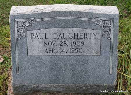 DAUGHERTY, PAUL - Poinsett County, Arkansas | PAUL DAUGHERTY - Arkansas Gravestone Photos
