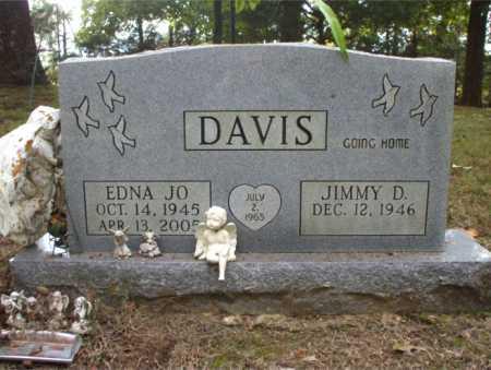 DAVIS, EDNA JO - Poinsett County, Arkansas | EDNA JO DAVIS - Arkansas Gravestone Photos