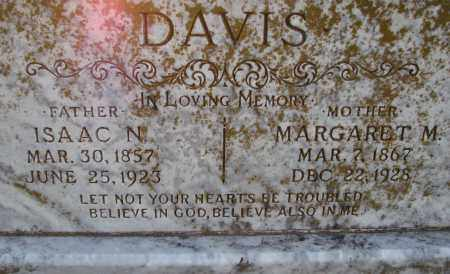 DAVIS, MARGARET M. - Poinsett County, Arkansas | MARGARET M. DAVIS - Arkansas Gravestone Photos