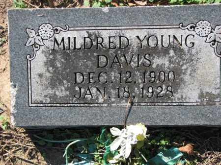 DAVIS, MILDRED - Poinsett County, Arkansas | MILDRED DAVIS - Arkansas Gravestone Photos
