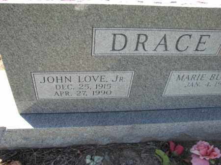 DRACE, JOHN LOVE, JR. - Poinsett County, Arkansas | JOHN LOVE, JR. DRACE - Arkansas Gravestone Photos