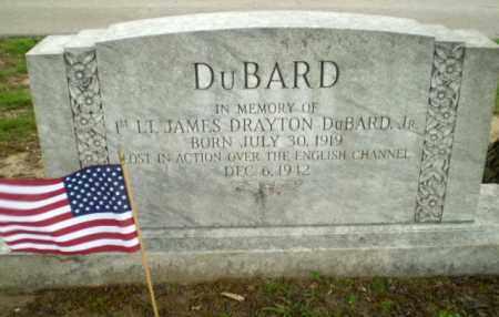 DUBARD (VETERAN WWII, KIA), JAMES DRAYTON - Poinsett County, Arkansas | JAMES DRAYTON DUBARD (VETERAN WWII, KIA) - Arkansas Gravestone Photos