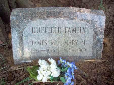 DUFFIELD, MARY M - Poinsett County, Arkansas | MARY M DUFFIELD - Arkansas Gravestone Photos
