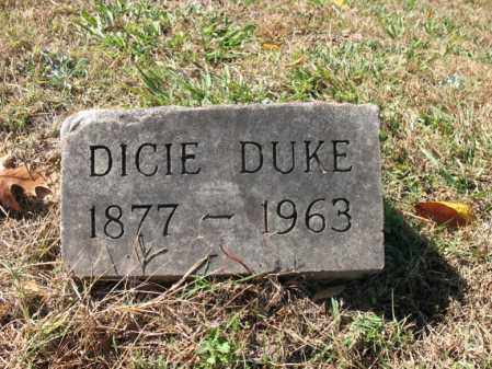 DUKE, DICIE MAE - Poinsett County, Arkansas | DICIE MAE DUKE - Arkansas Gravestone Photos