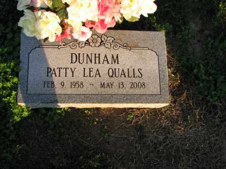 QUALLS DUNHAM, PATTY LEA - Poinsett County, Arkansas | PATTY LEA QUALLS DUNHAM - Arkansas Gravestone Photos