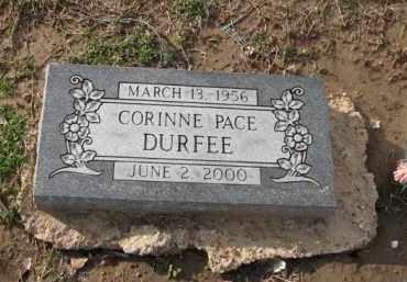 DURFEE, CORINNE - Poinsett County, Arkansas | CORINNE DURFEE - Arkansas Gravestone Photos
