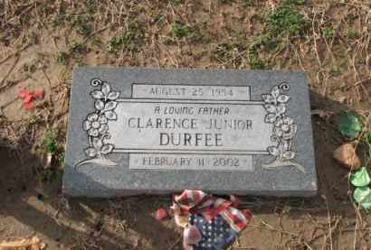 DURFEE, CLARENCE JUNIOR - Poinsett County, Arkansas | CLARENCE JUNIOR DURFEE - Arkansas Gravestone Photos