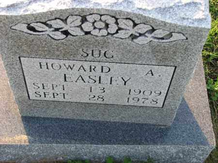 EASLEY, HOWARD A. - Poinsett County, Arkansas | HOWARD A. EASLEY - Arkansas Gravestone Photos