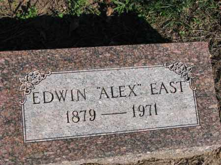 "EAST, EDWIN ""ALEX"" - Poinsett County, Arkansas 