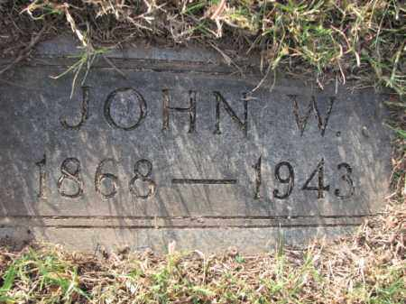 EAST, JOHN W. - Poinsett County, Arkansas | JOHN W. EAST - Arkansas Gravestone Photos