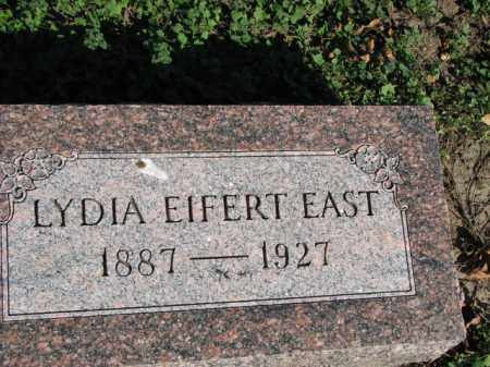 EAST, LYDIA - Poinsett County, Arkansas | LYDIA EAST - Arkansas Gravestone Photos