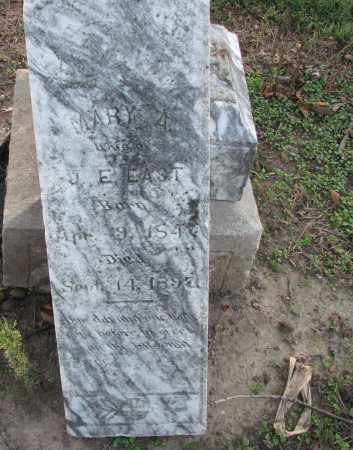 EAST, MARY - Poinsett County, Arkansas | MARY EAST - Arkansas Gravestone Photos