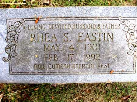 EASTIN, RHEA S. - Poinsett County, Arkansas | RHEA S. EASTIN - Arkansas Gravestone Photos