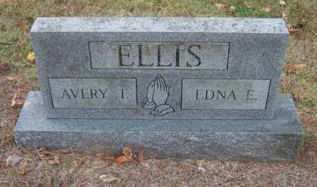 ELLIS, EDNA E - Poinsett County, Arkansas | EDNA E ELLIS - Arkansas Gravestone Photos