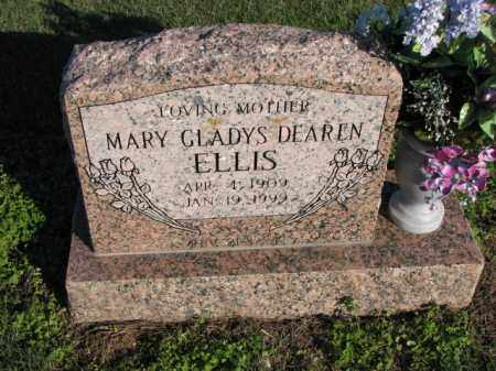 DEAREN ELLIS, MARY GLADYS - Poinsett County, Arkansas | MARY GLADYS DEAREN ELLIS - Arkansas Gravestone Photos