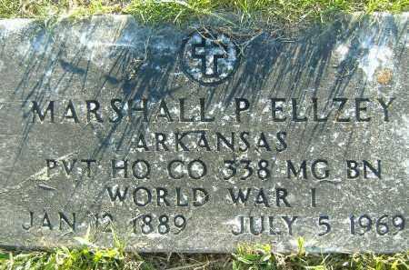 ELLZEY  (VETERAN WWI), MARSHALL P. - Poinsett County, Arkansas | MARSHALL P. ELLZEY  (VETERAN WWI) - Arkansas Gravestone Photos