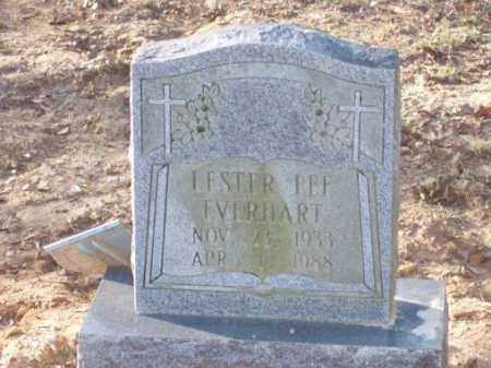 EVERHART, LESTER - Poinsett County, Arkansas | LESTER EVERHART - Arkansas Gravestone Photos