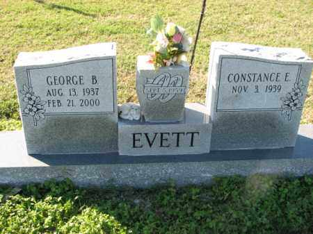 EVETT, GEORGE B. - Poinsett County, Arkansas | GEORGE B. EVETT - Arkansas Gravestone Photos