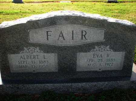 FAIR, ALBERT L. - Poinsett County, Arkansas | ALBERT L. FAIR - Arkansas Gravestone Photos