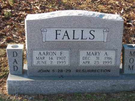FALLS, MARY - Poinsett County, Arkansas | MARY FALLS - Arkansas Gravestone Photos