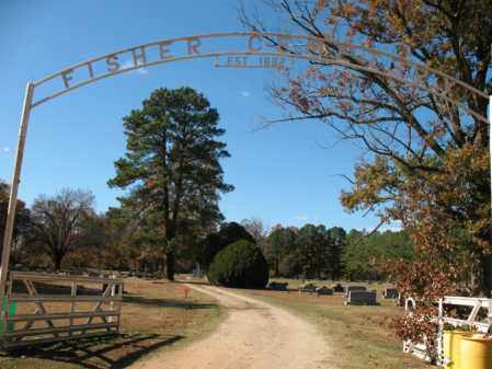*FISHER CEMETERY ENTRANCE,  - Poinsett County, Arkansas |  *FISHER CEMETERY ENTRANCE - Arkansas Gravestone Photos