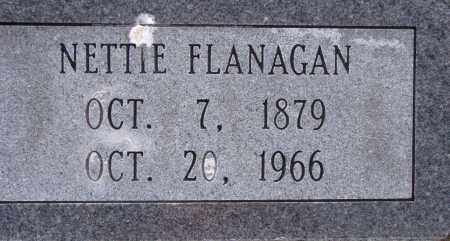FLANAGAN, NETTIE - Poinsett County, Arkansas | NETTIE FLANAGAN - Arkansas Gravestone Photos