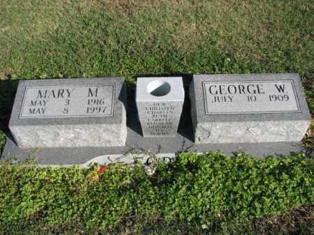 FORD, MARY M. - Poinsett County, Arkansas   MARY M. FORD - Arkansas Gravestone Photos