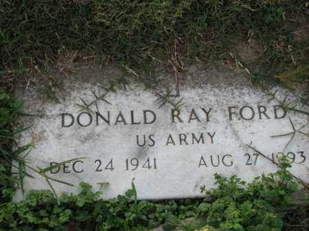 FORD (VETERAN), DONALD RAY - Poinsett County, Arkansas | DONALD RAY FORD (VETERAN) - Arkansas Gravestone Photos