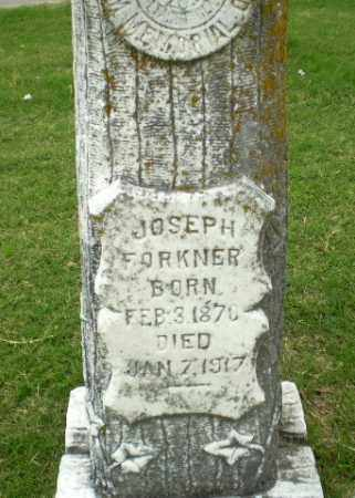 FORKNER, JOSEPH - Poinsett County, Arkansas | JOSEPH FORKNER - Arkansas Gravestone Photos