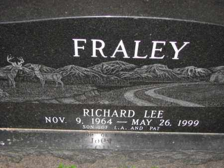 FRALEY, RICHARD LEE - Poinsett County, Arkansas | RICHARD LEE FRALEY - Arkansas Gravestone Photos
