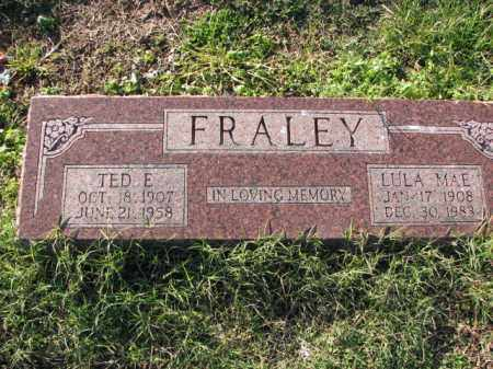 FRALEY, LULA MAE - Poinsett County, Arkansas | LULA MAE FRALEY - Arkansas Gravestone Photos