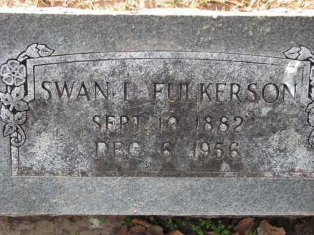 FULKERSON, SWAN L. - Poinsett County, Arkansas | SWAN L. FULKERSON - Arkansas Gravestone Photos