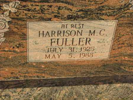 FULLER, HARRISON M.C. - Poinsett County, Arkansas | HARRISON M.C. FULLER - Arkansas Gravestone Photos