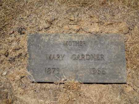 GARDNER, MARY - Poinsett County, Arkansas | MARY GARDNER - Arkansas Gravestone Photos