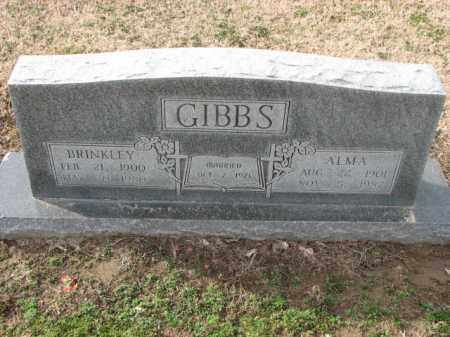 GIBBS, BRINKLEY - Poinsett County, Arkansas | BRINKLEY GIBBS - Arkansas Gravestone Photos