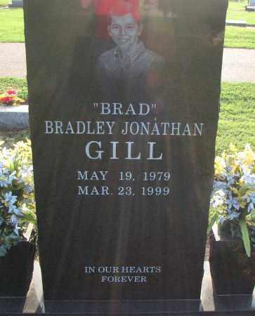 GILL, BRADLEY - Poinsett County, Arkansas | BRADLEY GILL - Arkansas Gravestone Photos