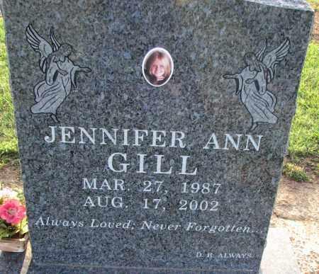 GILL, JENNIFER - Poinsett County, Arkansas | JENNIFER GILL - Arkansas Gravestone Photos