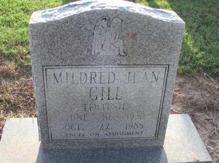 GILL, MILDRED - Poinsett County, Arkansas | MILDRED GILL - Arkansas Gravestone Photos