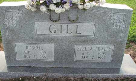 FRALEY GILL, STELLA - Poinsett County, Arkansas | STELLA FRALEY GILL - Arkansas Gravestone Photos