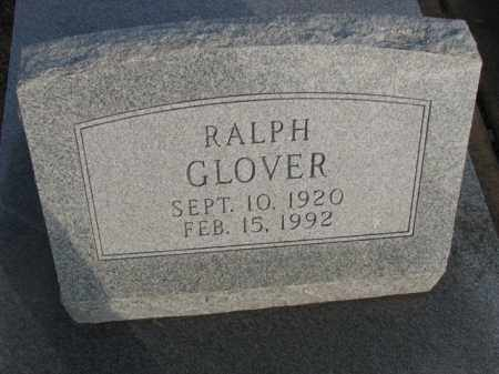 GLOVER, RALPH - Poinsett County, Arkansas | RALPH GLOVER - Arkansas Gravestone Photos